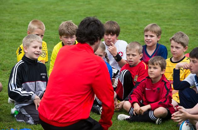 educatore sportivo