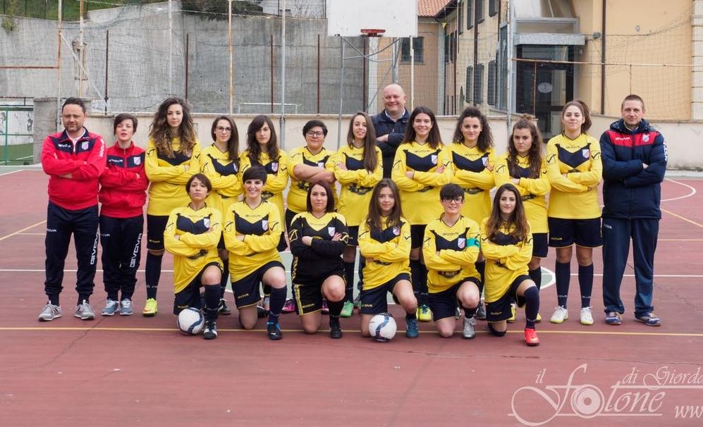 atletico gualdo calcio a 5 femminile