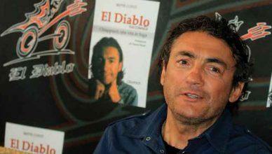 Claudio Chiappucci El Diablo a Gualdo Tadino