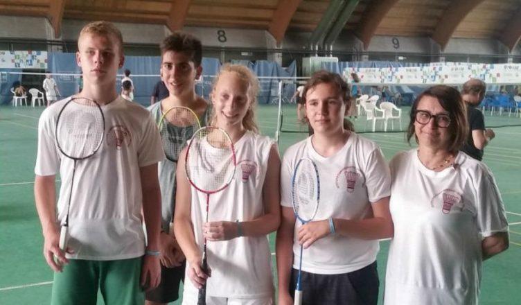 badminton franco storelli