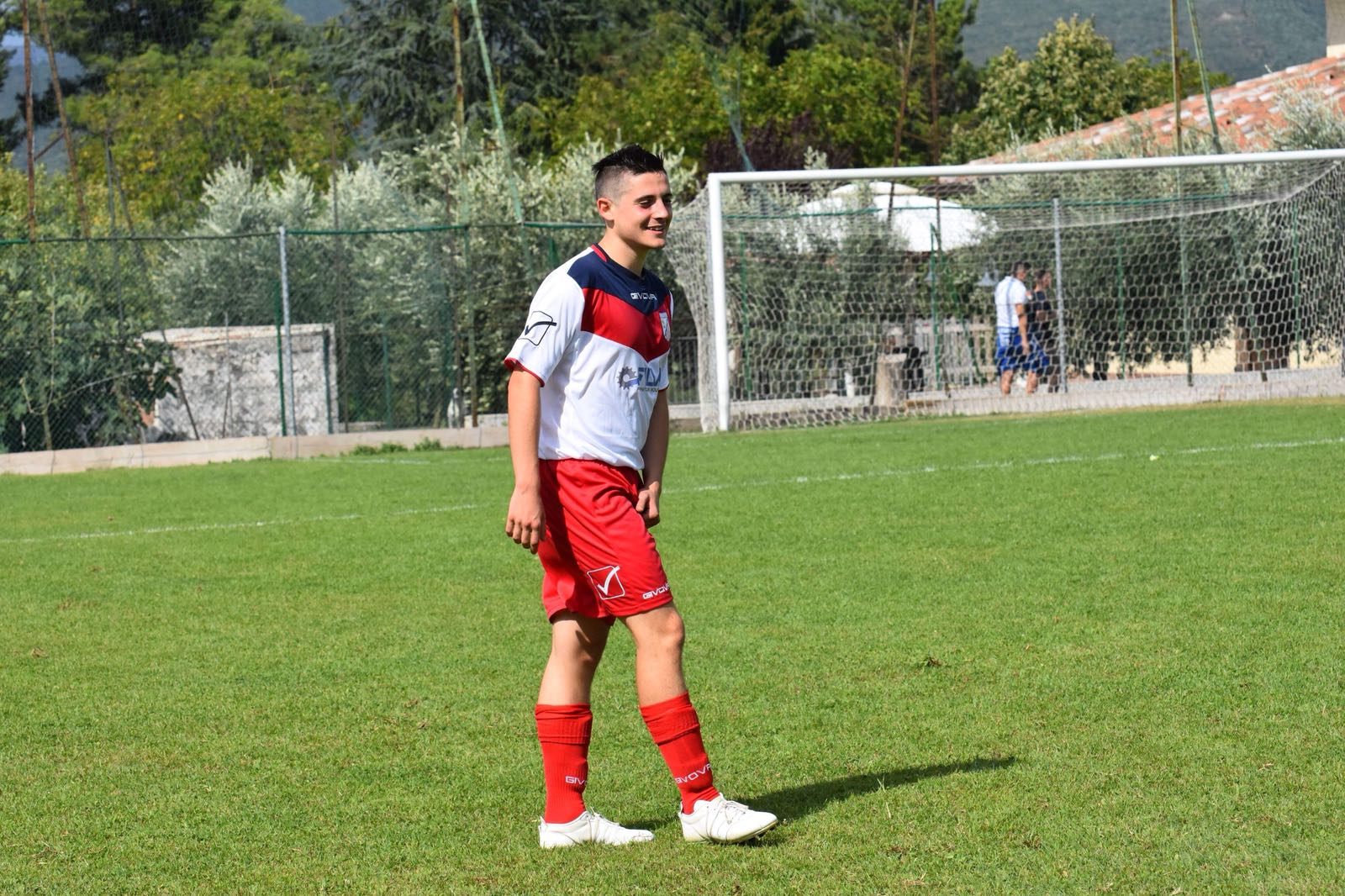 Filippo Pasquarelli Atletico Gualdo Fossato