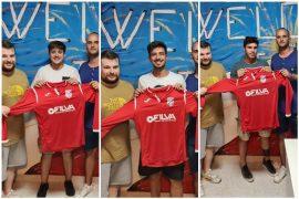 L'Atletico Gualdo Fossato rinnova tre prestiti dal Gualdo Casacastalda