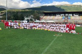 scuola calcio gualdocasacastalda