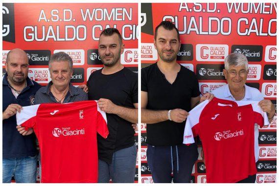 Pier Mario Fanucci e Sante Mancini