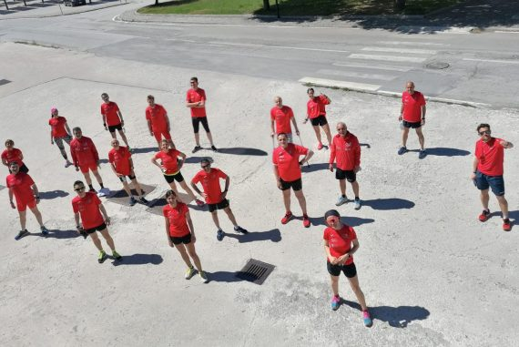 Atletica Taino Sfacchinata 2021