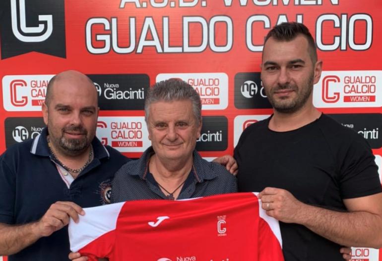 Asd Women Gualdo Calcio nuovo presidente Manuele Ercoli