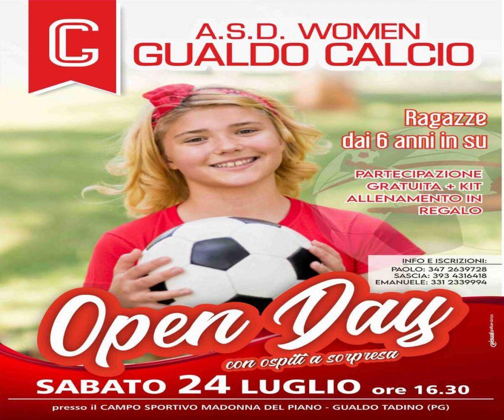 Gualdo Calcio Femminile Open Day