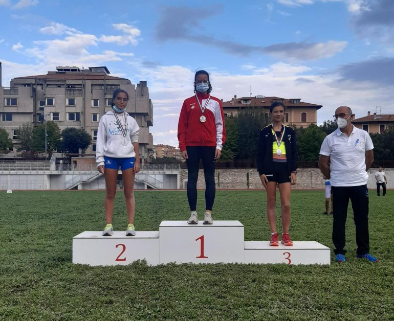 Martina Valentini Atletica Tarsina