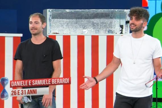 Daniele e Samuele Berardi Tu Sì Que Vales